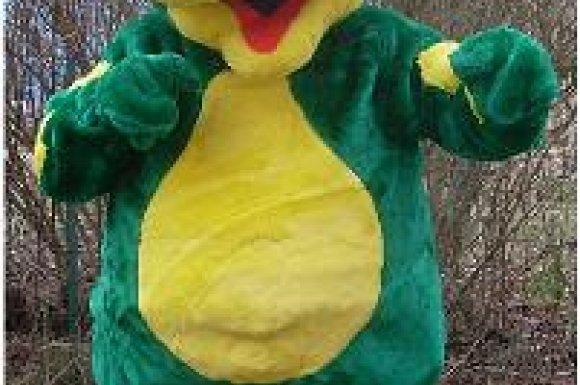 ML 39 & Mousse Loisirs - vente et location de costumes de mascottes Dino à Oyonnax