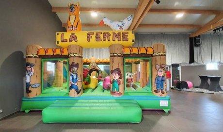 Vente etlocation de château La Ferme à Oyonnax.